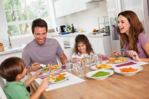 Spise middag når en eller flere trenger allergivennlig mat.