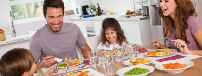 Hvordan få det til å fungere når en i familien må spise allergivennlig?